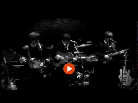 """Beatles """"The Honeymoon Song""""First live of THE ASPREYS in 2006.  コピー/カバー tribute"""