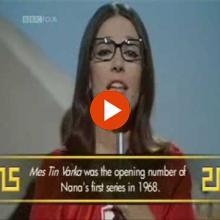 Nana Mouskouri - Mes tin varka