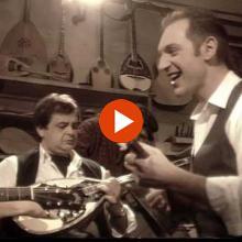 Γεράσιμος Ανδρεάτος - Στη σκέψη της τρελής - Official Video clip