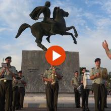 Μακεδονία ξακουστή - Στρατιωτική Μουσική /  Γ'ΣΣ