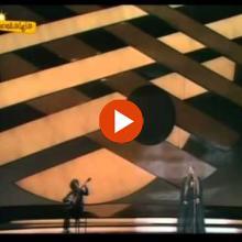 Eurovision-1976-Greece panagia mou panagia mou Mariza kox