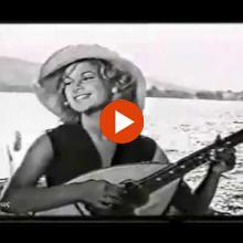 Το Σεληνόφως - Αλίκη Βουγιουκλάκη - Μέσ σ' αυτήν τη βάρκα (1960)
