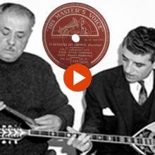 Τα ματόκλαδά σου λάμπουν - Γρηγόρης Μπιθικώτσης 1960(Μ.Βαμβακάρη)