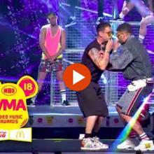Γιώργος Μαζωνάκης & SNIK - Το Gucci Φόρεμα (MAD version)  |  Mad VMA 2018 by Coca-Cola & McDonald's