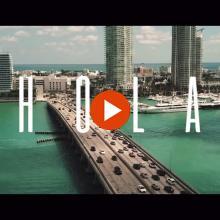 Goin' Through feat Julio Iglesias JR. - Hola | Official Video Clip
