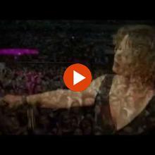 Ελένη Τσαλιγοπούλου - Δε μας συγχωρώ - Official Live Video